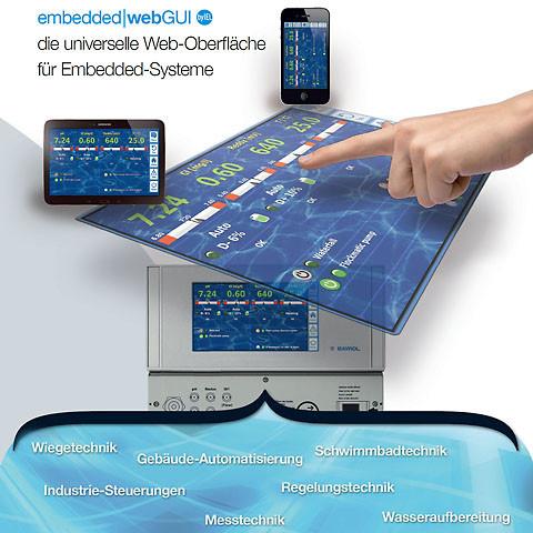 embedded|webGUI